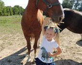 The Complete custom your horse your style your color horse western wear shirt 4H equine fair spring easter