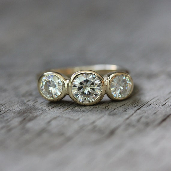Final  payment 14k ROSE Gold and White Topaz Hammered Size 8 ring