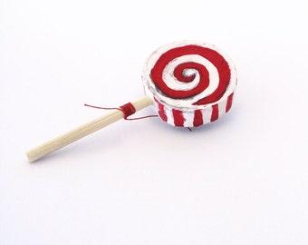 lollipop brooch