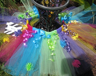 Fun Funky Colorful Tutu