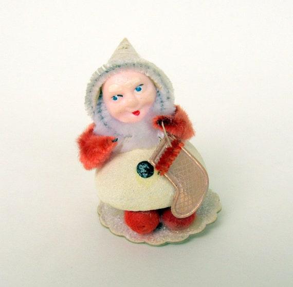 Vintage Christmas Elf Gnome Christmas Decoration