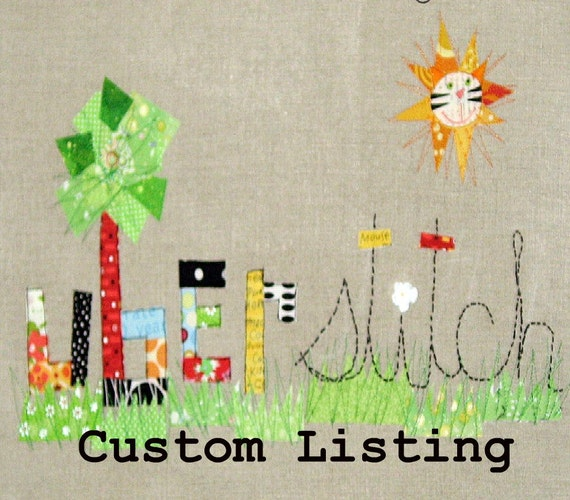 CUSTOM LISTING FOR  Best Dressed Babies