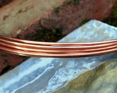 2 FT - 8G Copper Wire Solid  -  Free Shipping USA