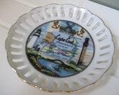 Collectors Plate Cape Cod Souvenir Massachusetts