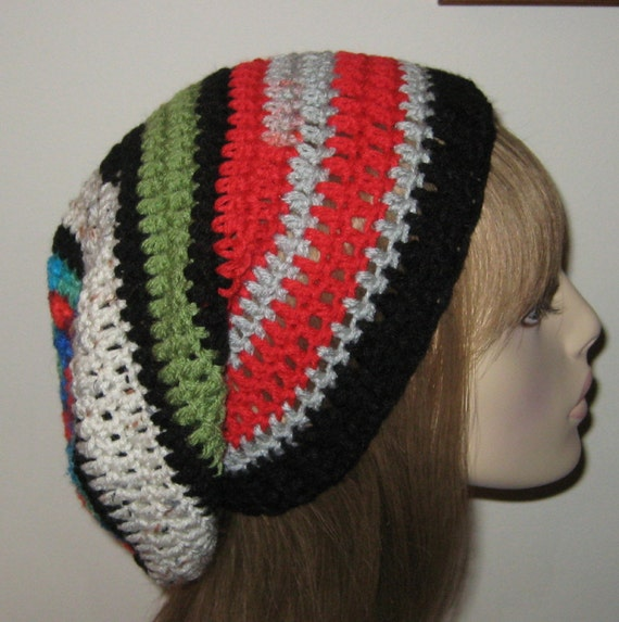One of a Kind Slouchy Beanie