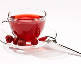 Tea Teabags 50 Black Raspberry black tea Hand Blended tea bags