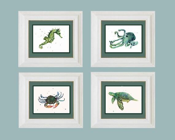 asian watercolor eBay