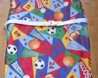 Sports Changing Pad Cover Adorable  New Print