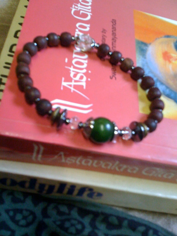 Contemplative Heart Yoga Bracelet