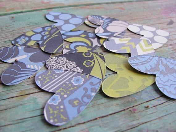 Lotus - Simple Bohemian Heart Stickers