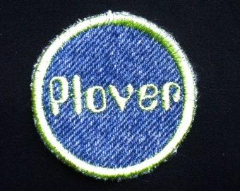 Plover  Patch / Merit Badge