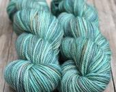 Kona Superwash Worsted - Turquoise Kettle - Dyed Wool Yarn