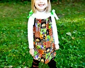 BOGO FREE Sale  Hot Tots Boutique Halloween Patchwork   sizes 0 months and Up   Time to Stock Up