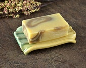 Ceramic Soap dish - Self Draining