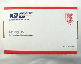 Upgrade to Priority Express Mail