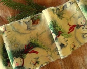 Joyeux Noel - French Inspired Christmas Trim - Christmas Bears