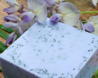 Lavender Soap Scrub