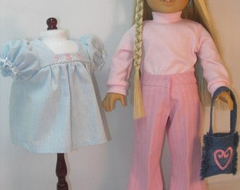 1974-1212, 18 Inch Doll Clothing fits Julie and Ivy