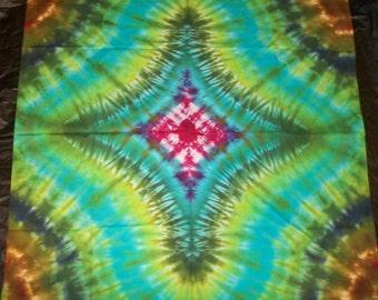 Design Your Own Custom Tie Dye Tapestry