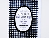 Alphabet Girls Coloring Book