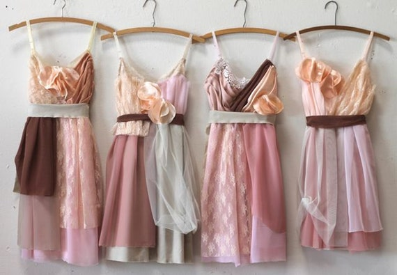 Final Payment for Leah Anderson's Custom Bridesmaids Dresses