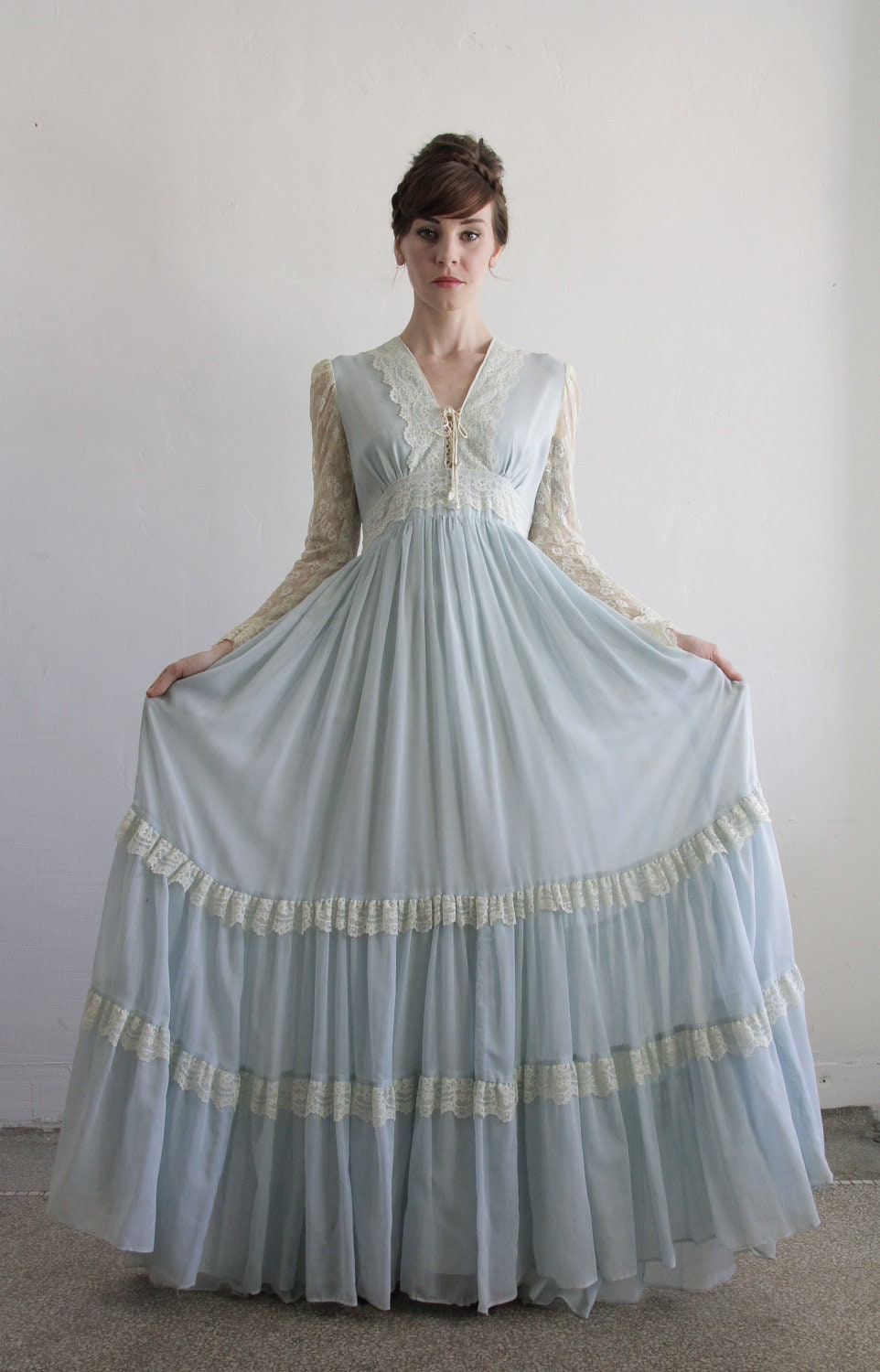 Mexican wedding dress  Etsy