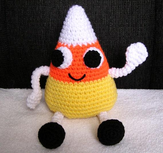 PUDGY CANDY CORN Pdf Crochet pattern