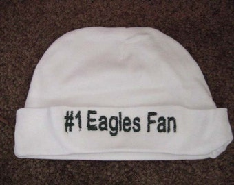 Philadelphia Eagles Football Baby Infant Newborn  Hat