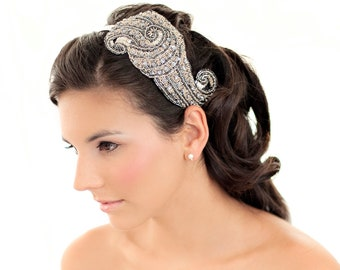 As Seen on STYLE ME PRETTY - The Lauren - By Bethany Lorelle on Etsy