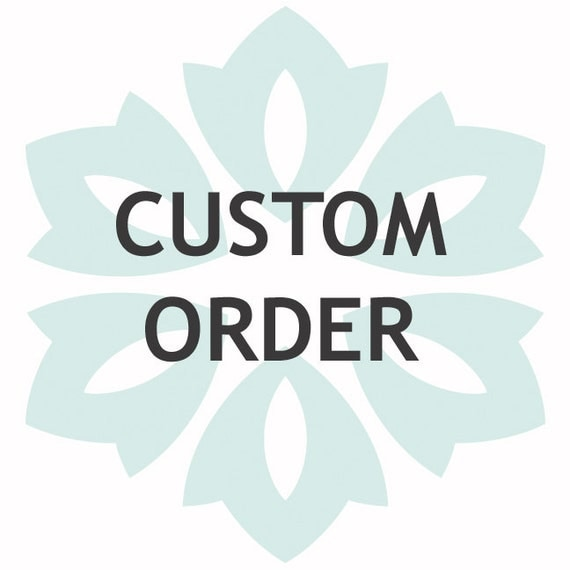 Custom Listing for Jacquelyn Burdett