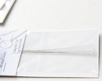 1 PKG (10 pcs) of  Dazzle-It Twisted Needle(Flex) - 0.35mm Medium