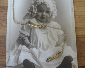 Vintage Victorian Baby Jewelry