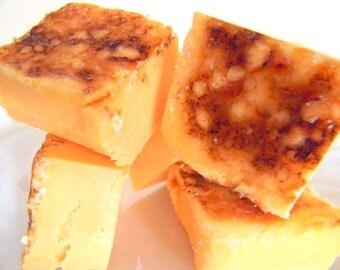 Julie's Fudge - CREME BRULEE - Half Pound