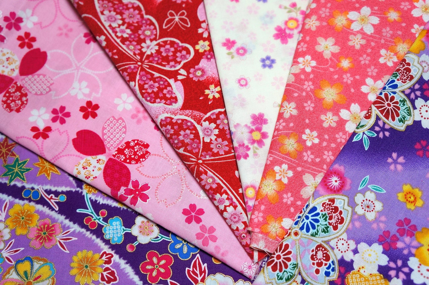 The gallery for --> Kimono Fabric