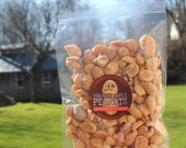 Pure Vermont Maple Peanuts 3 packs of 3 oz.  Perfect Stocking Stuffers (especially for Dads) FREE SHIPPING