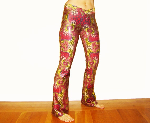Psychedelic Rock Star Pants