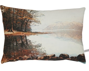 Cushion, Nature print cushion, Room decor, Scatter cushion, Sofa cushions, New home gift