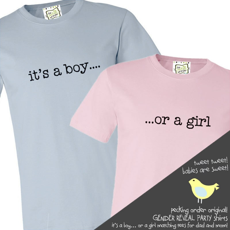 Gender Reveal Party Mom And Dad It S A Boy Or A Girl