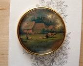 Susan Clarke Originals Button