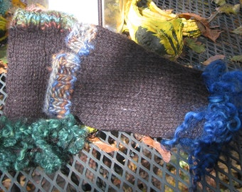 "Patteren For Feederbrook's ""Fingerless Gloves"""