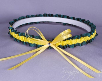 Toss Garter - For Purchase with a Sports or College Garter ONLY