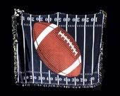Football's Biggest Fan Fleece Blanket