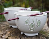 Custom Order for ReallyBoys Set of Four Bowls