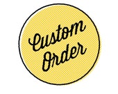 Custom listing for Letisha