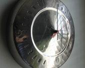 1970's Vintage International Harvester Hubcap Clock no.2359