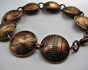 Lucky Penny Bracelet
