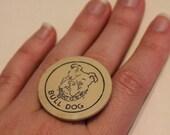 Bulldog Poker Casino Chip Ring