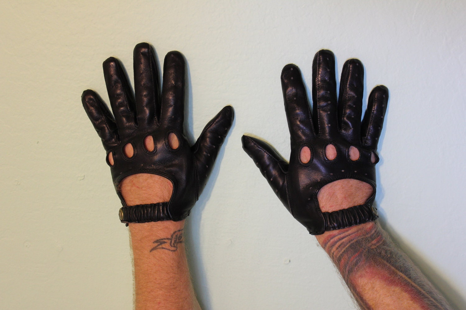 Leather driving gloves macys -  Leather Men S Driving Gloves Zoom