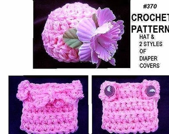 Free Crochet Pattern For Cowgirl Skirt : CROCHET PATTERN Baby cowgirl skirt hat vest booties by ...