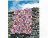 Into The West Crochet Motif Blanket Book (PDF Crochet E-Book)